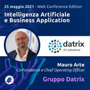 Intelligenza Artificiale e Business Application Web Conference Edition
